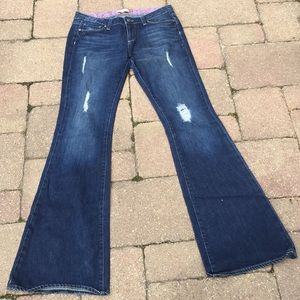 Paige Bell Canyon Women's Jeans 29 x 34 *